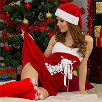 Santa Girl as a present for you