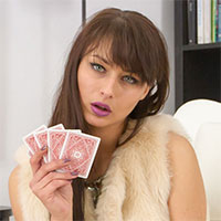 Captivating Kate available for all strip poker lovers