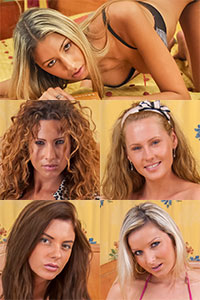 Meet 5 opponents from the Video Strip Poker Classic, now available in HD quality!