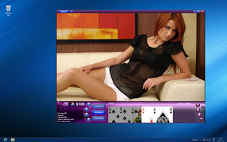 Strip Poker Screenshot