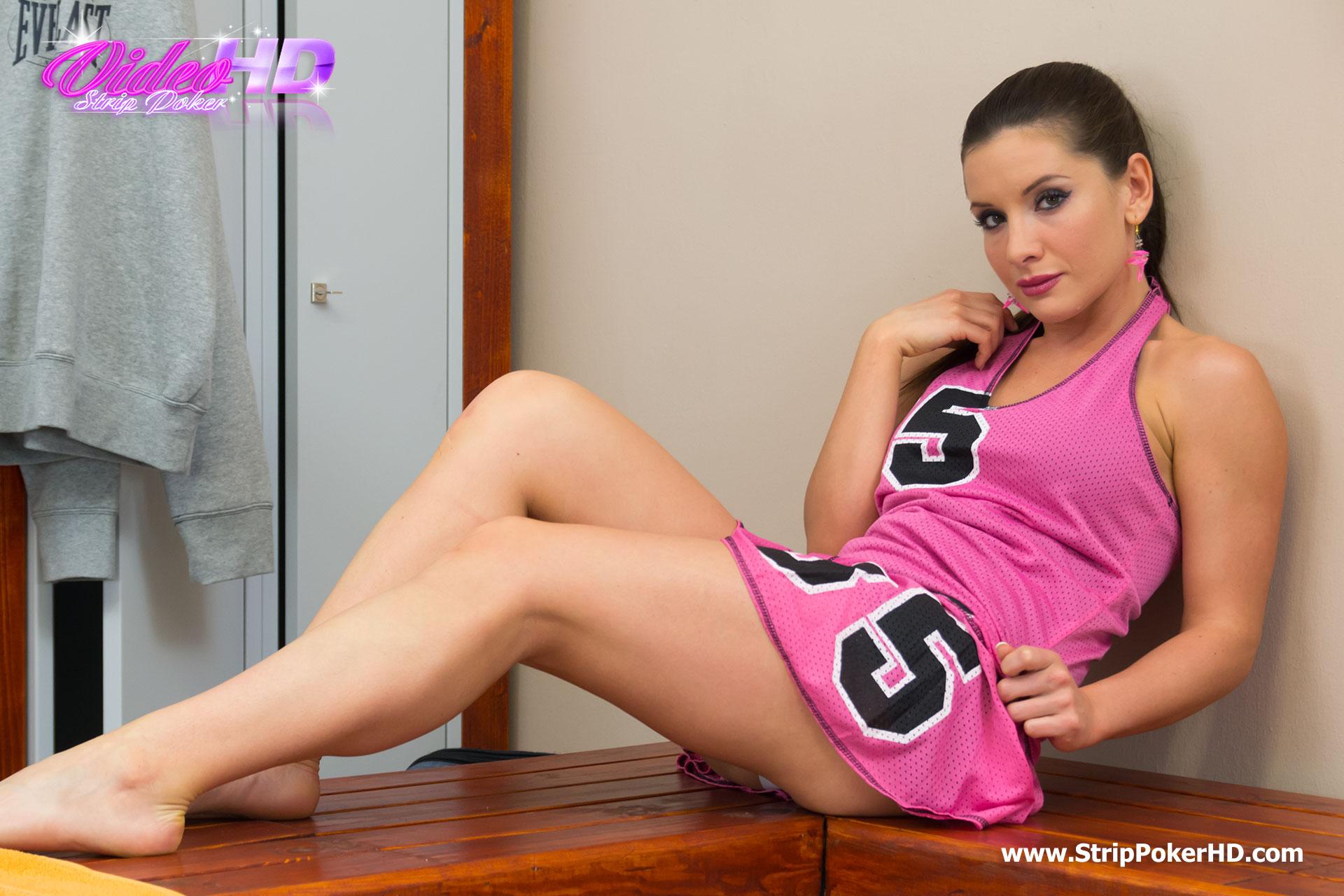 Sexy Teen Girl Strip